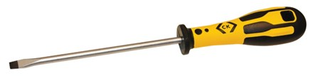 C.K Dextro Screwdriver Slotted Flared 4.0x75mm