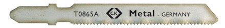 C.K Jigsaw Blades For Thin Metal Card Of 5