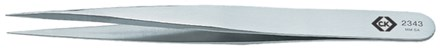 C.K Precision Tweezer 2343 - 130mm