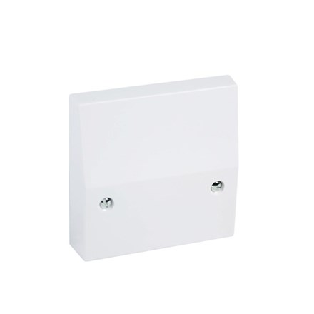 Cooker Outlet Plate 45Amp BS5733