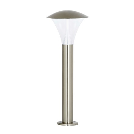 Francis Stainless Steel Post 450mm IP44 6W LED Daylight 6500K Endon EL-40069