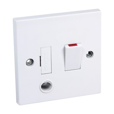 Fused Spur Switched with Front Flex Outlet