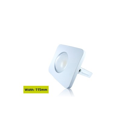 Integral Compact-Tough Floodlight (White) 20W 4000K 1800lm Non-Dimmable ILFLB006