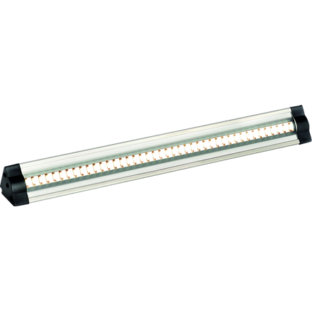 LEDT3WWW 24V 3W LED Linkable Triangular Striplight 3000K (300mm)