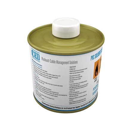 PVC Glue for Conduit Fitting 250ml