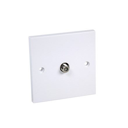 Satellite F Socket Outlet
