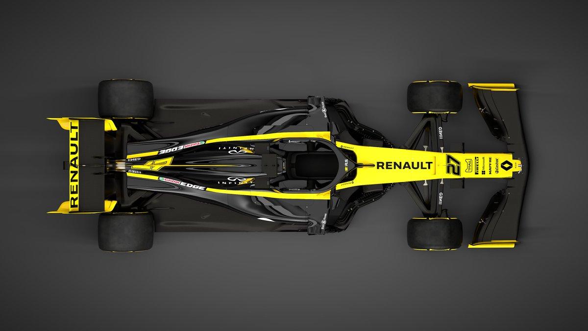 Renault, F1, RS19,