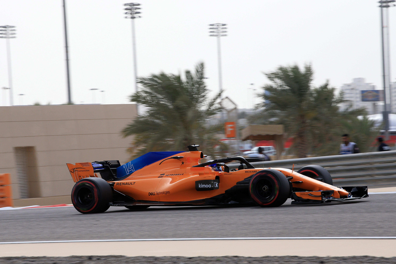 McLaren, Fernando Alonso,