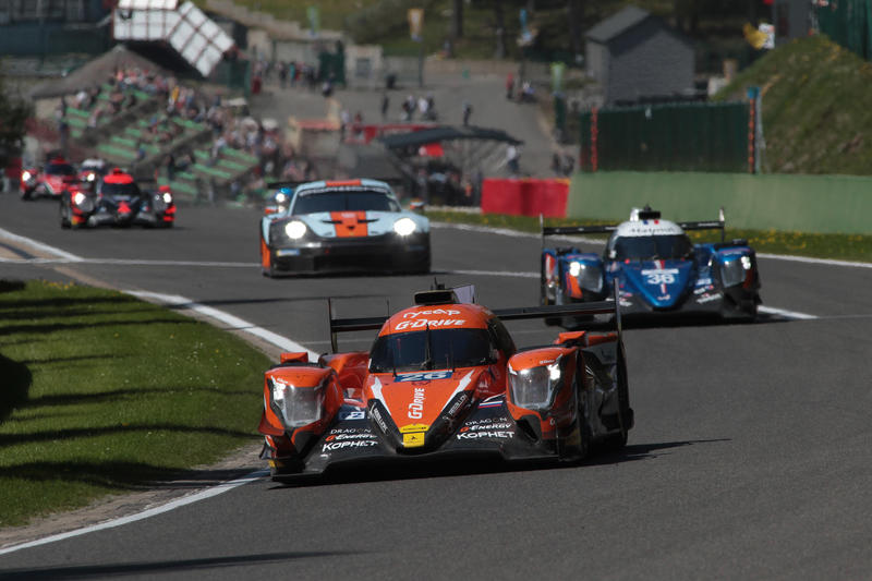 G-Drive, ByKolles on WEC Spa entry list