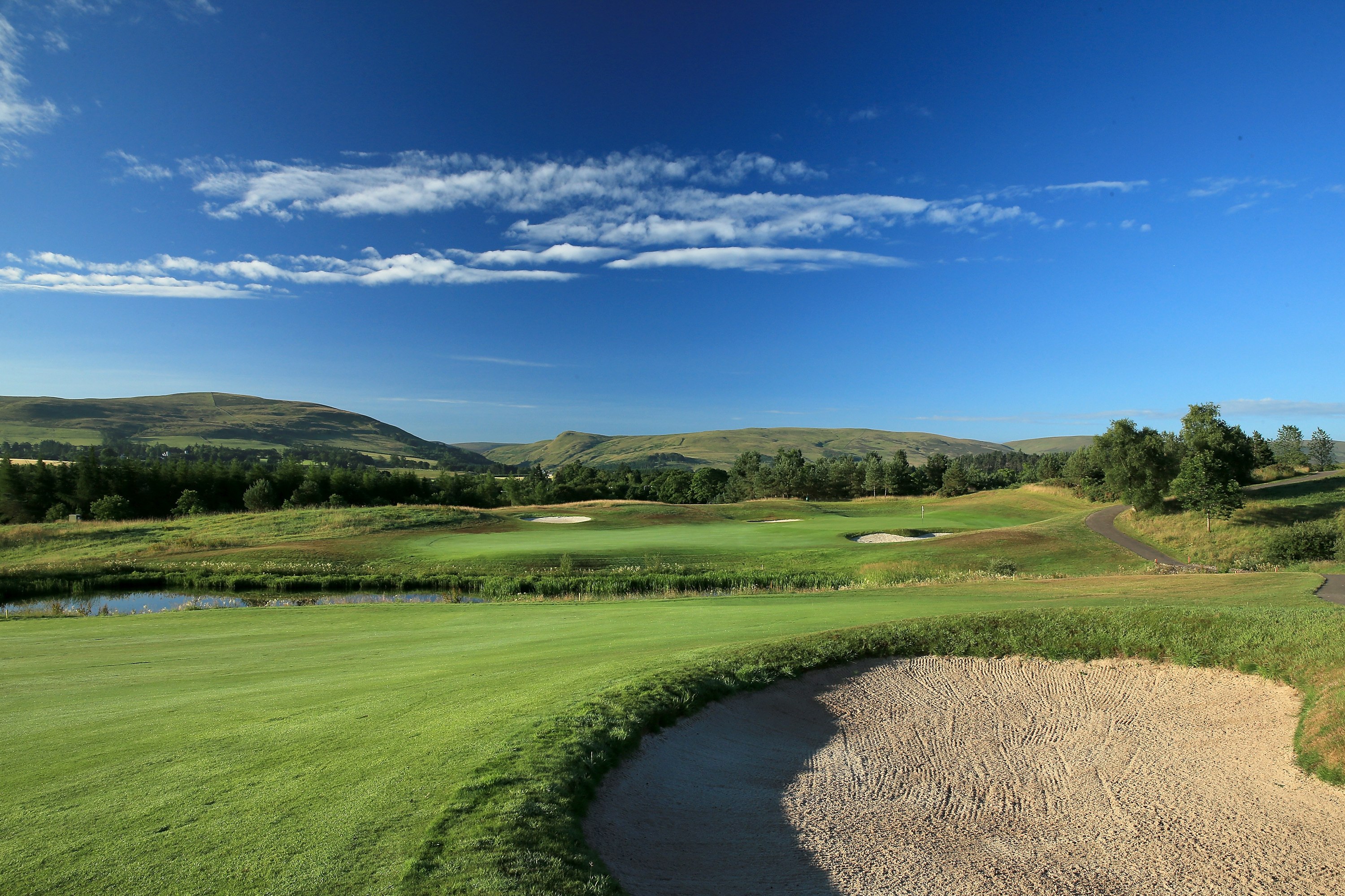 Best par-5 holes in Great Britain and Ireland - do you agree?