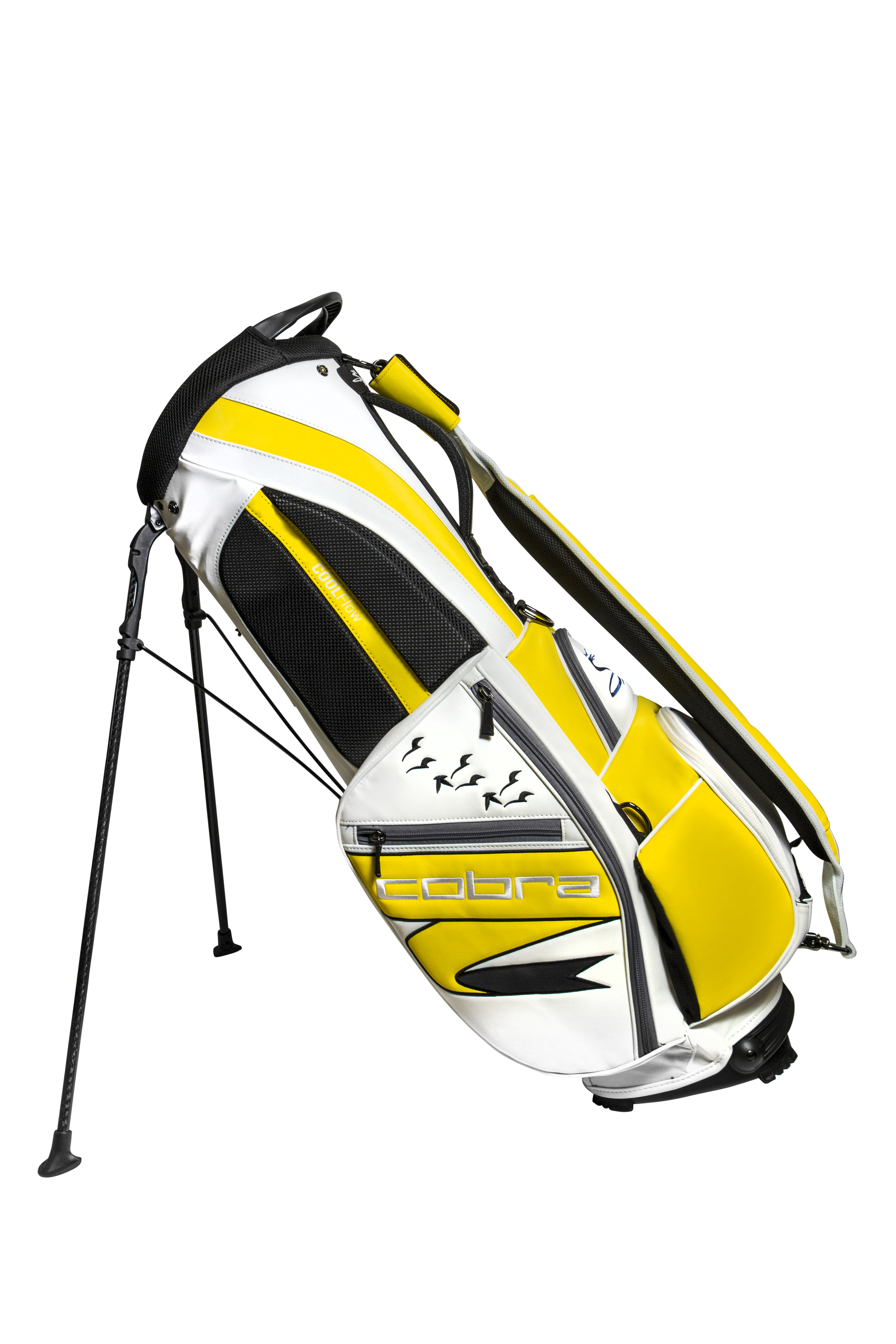 c508cc86a9b WINNER REVEALED! Rickie Fowler Open Championship stand bag