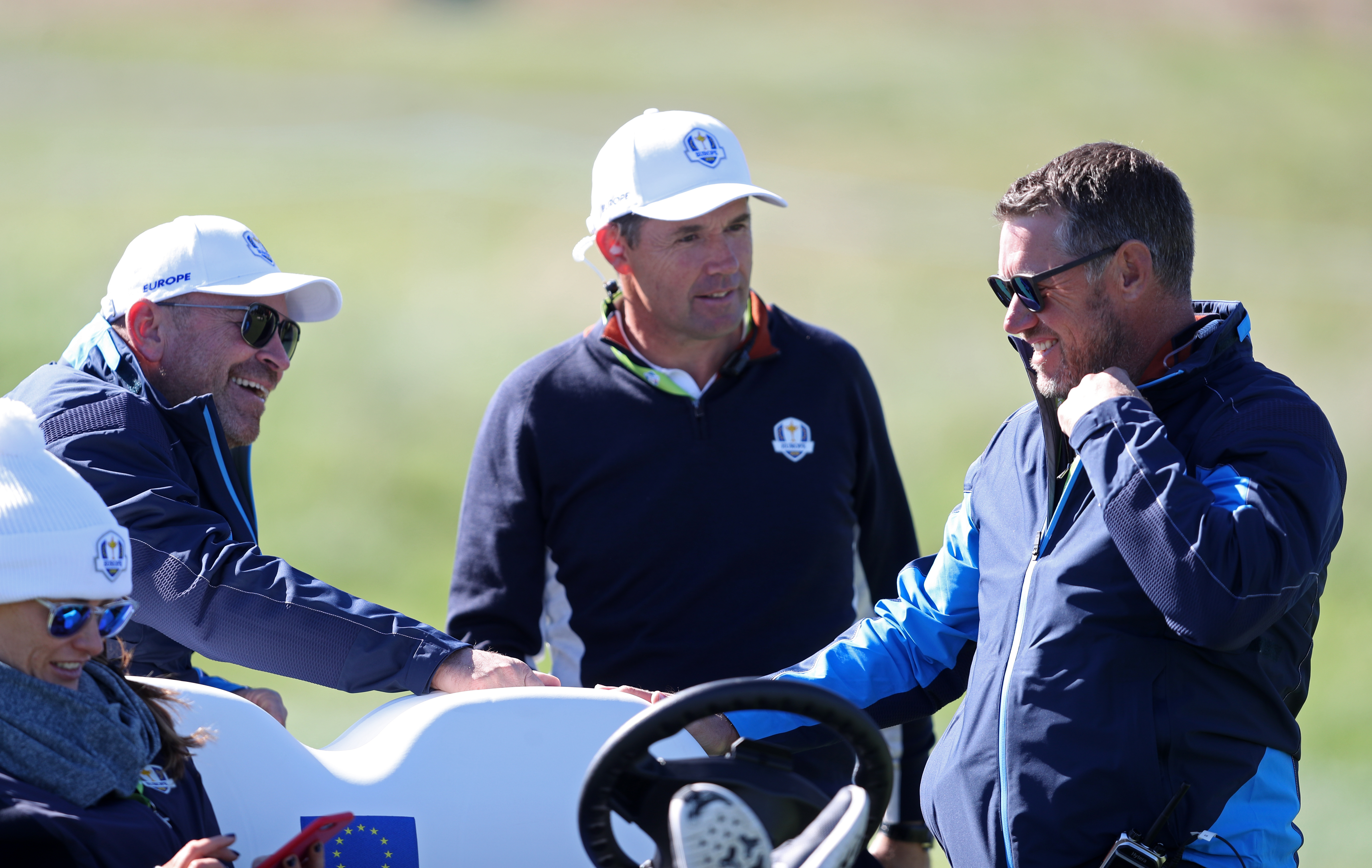 Bjorn plays down need to rush naming next Ryder Cup captain