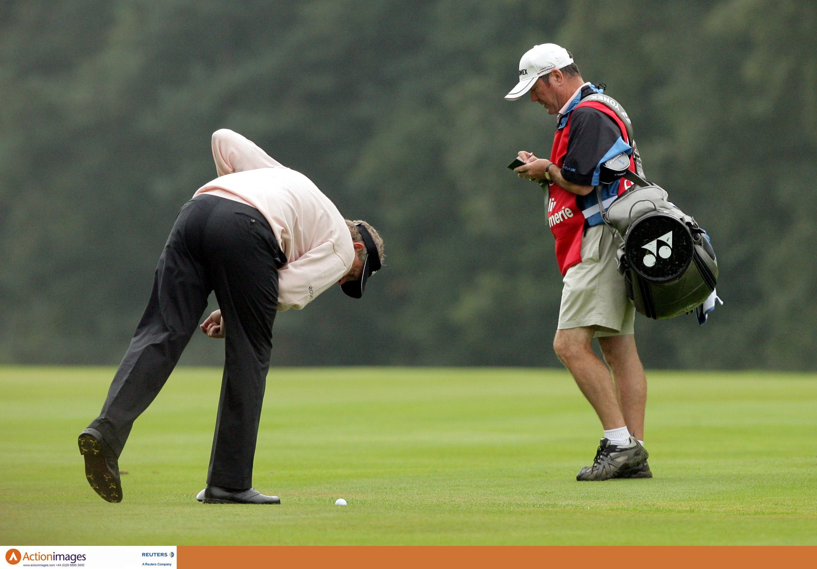 Golf ball in a divot on the fairway: why the rule will never change