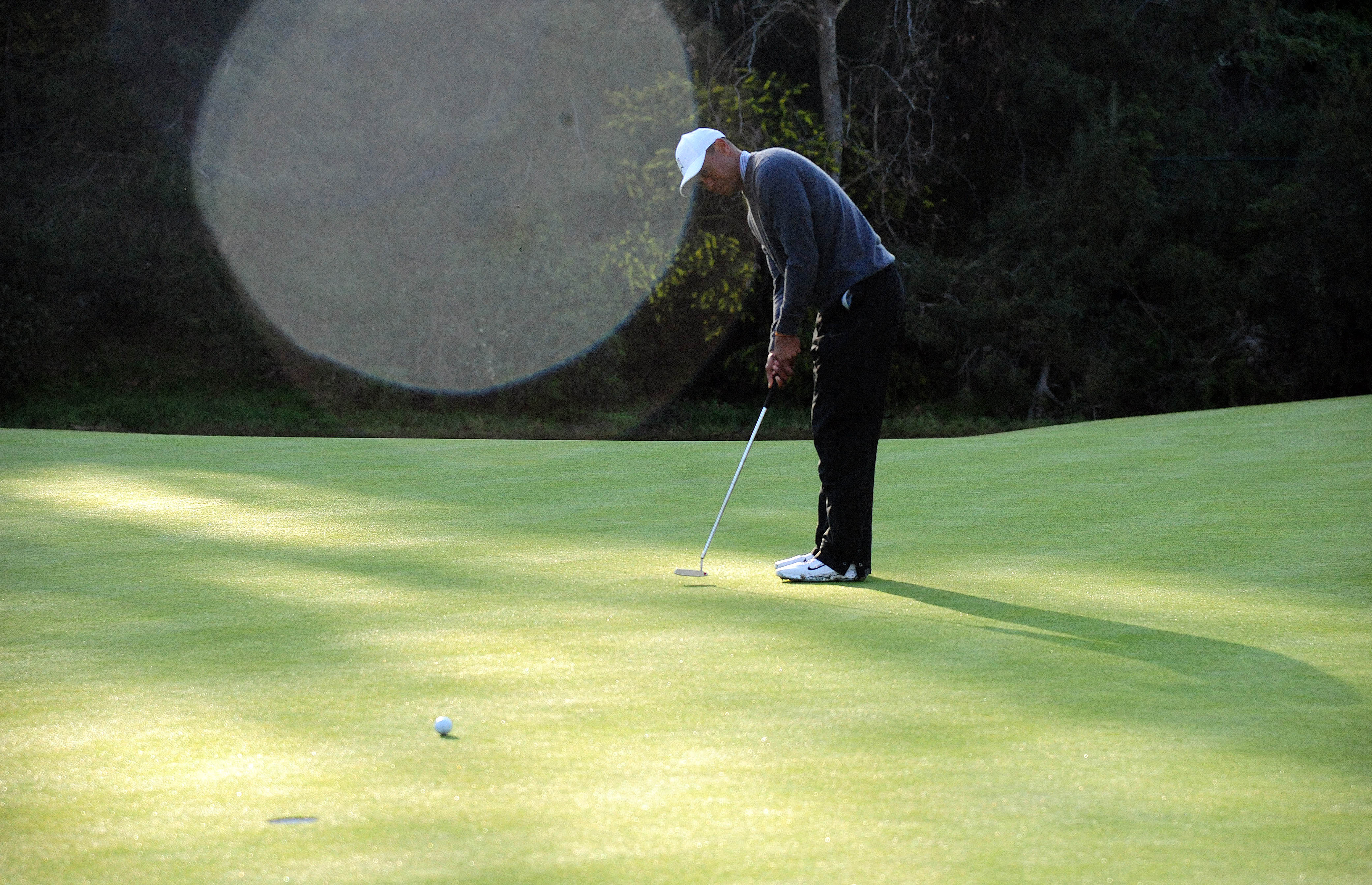Why you should consider using Tiger Woods' putting drill...