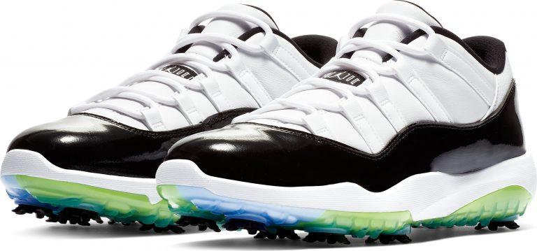 563a5e53db00 LEAKED  Nike Golf s new Air Jordan  Concord  golf shoes