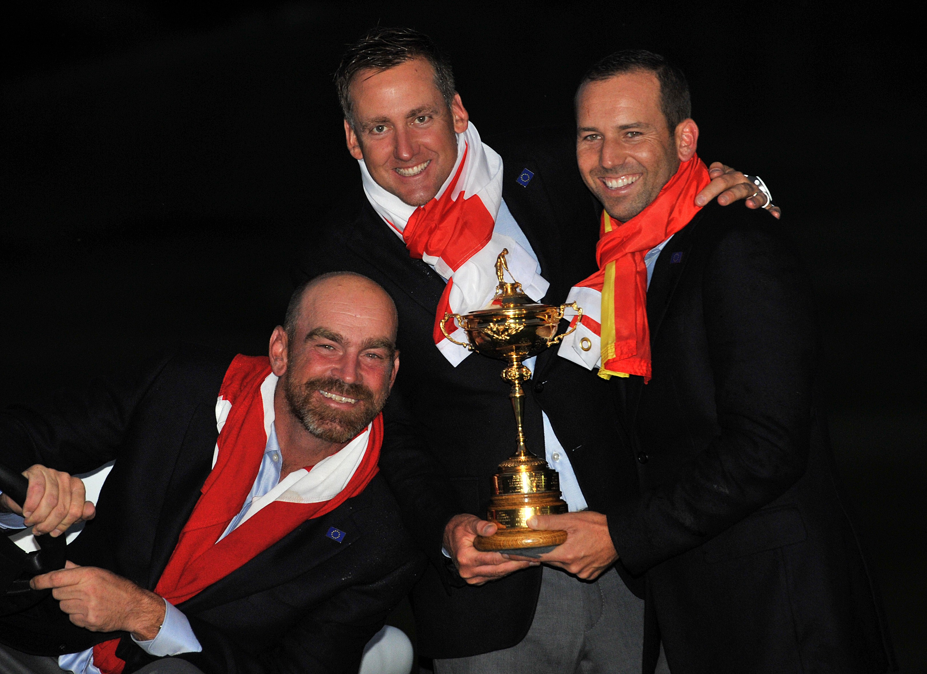 Thomas Bjorn reveals not even Ian Poulter is safe of a Ryder Cup pick