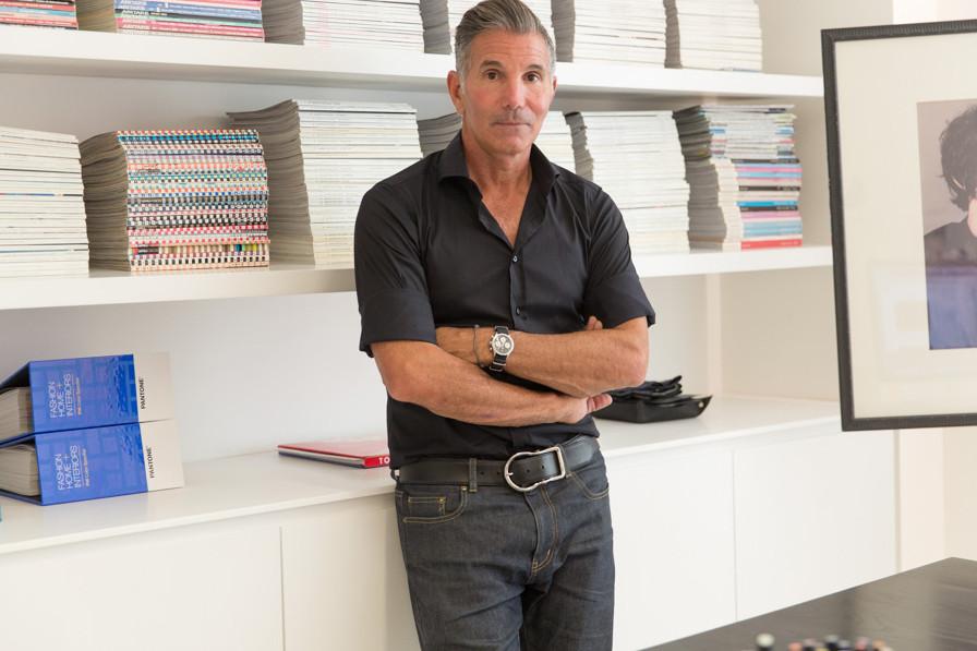 G/Fore Founder & Designer Mossimo Giannulli Talks To