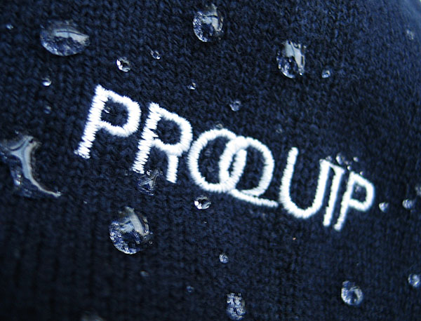 ProQuip launches water-repellent knitwear