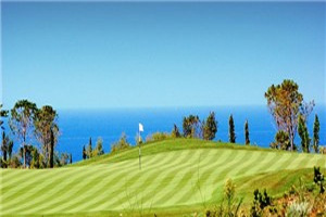 The Dunes course at Navarino in Greece.
