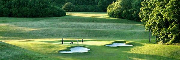 Spectacular golf at Chateau de La Bawette
