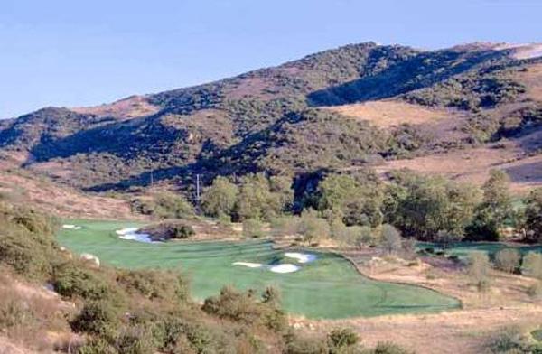 Shady Canyon GC
