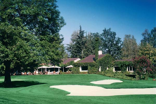 Circolo Golf in Turin, where the brothers learned their golf
