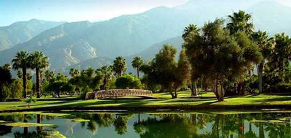 Mesquite golf course in Palm Springs