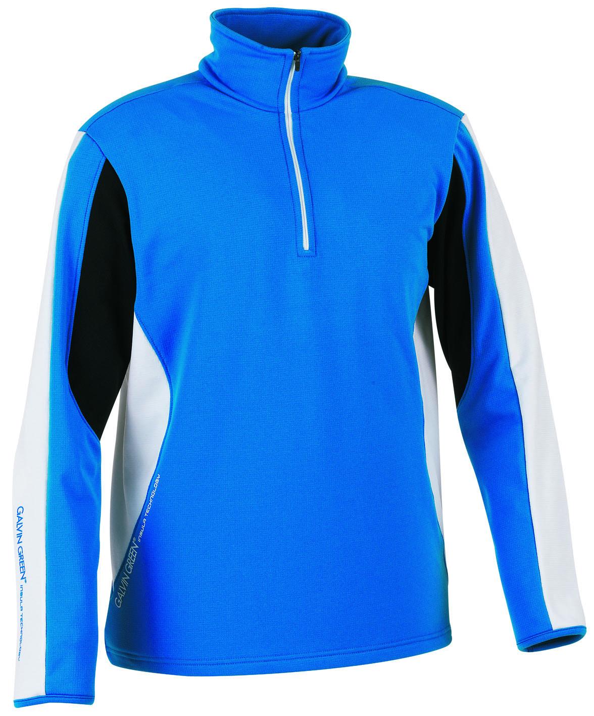 Dex pullover in blue