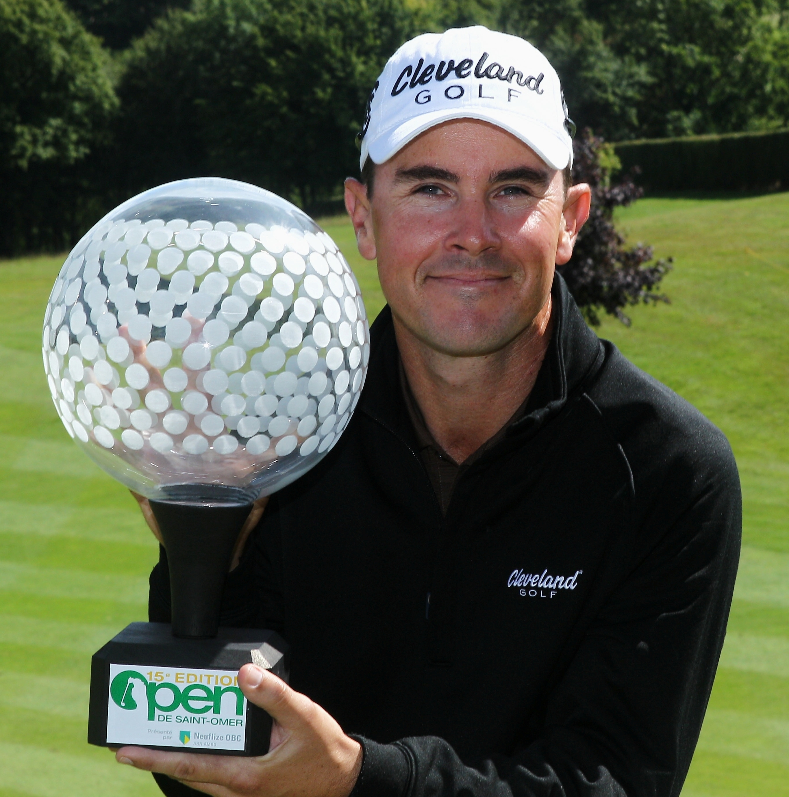 Zions and his maiden Tour trophy