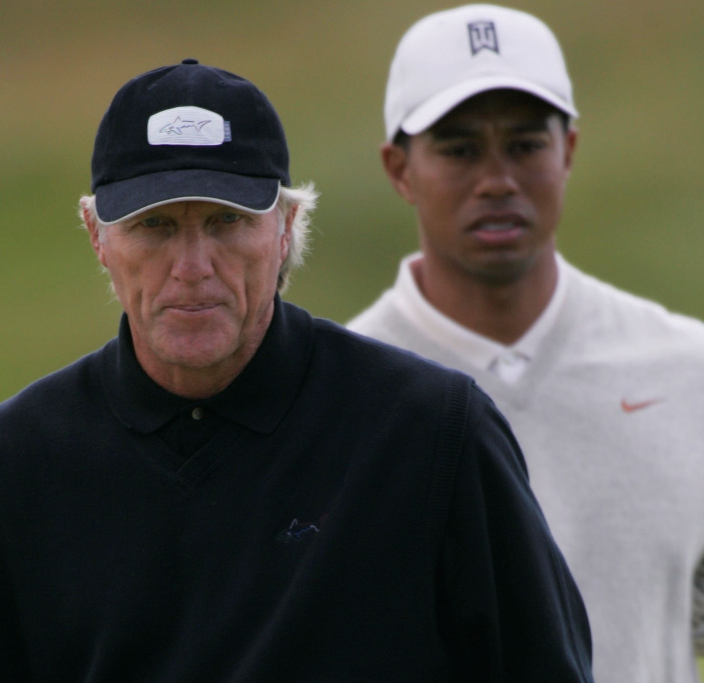 """""""Face it Tiger, you're reign is over…"""""""