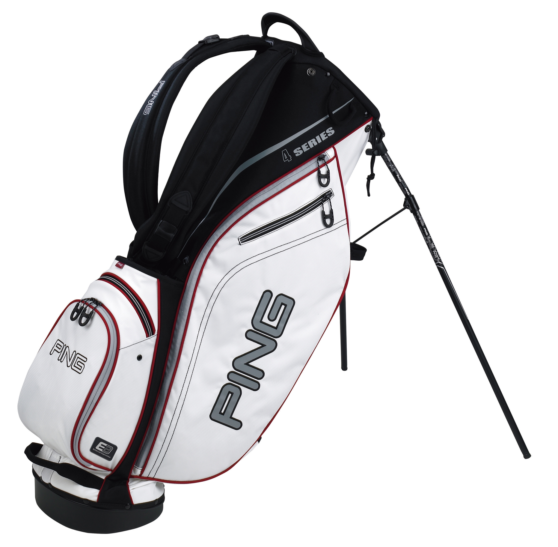 PING hits top gear with new 4-Series bags