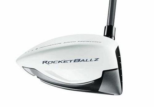 Profile of the RocketBallz driver