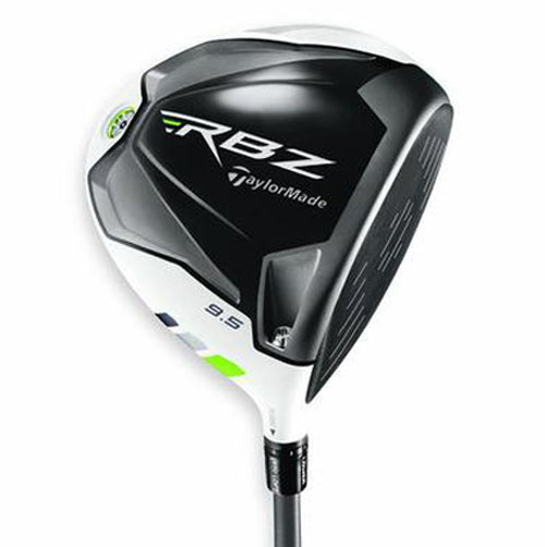 Sole of the RocketBallz driver