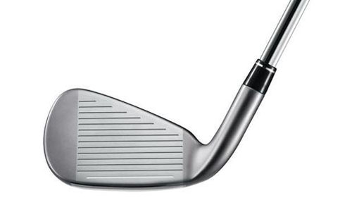 Face of the RBZ iron is larger and thin for 'more ball speed and forgiveness'