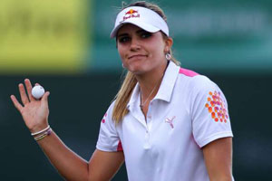Thompson becomes youngest LET pro champion