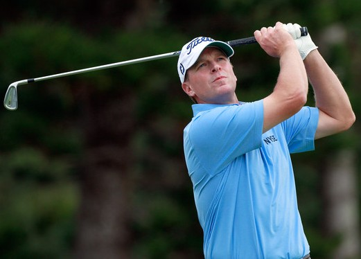 Stricker found 81.9% of the greens
