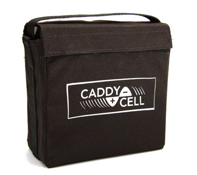 CaddyCell battery