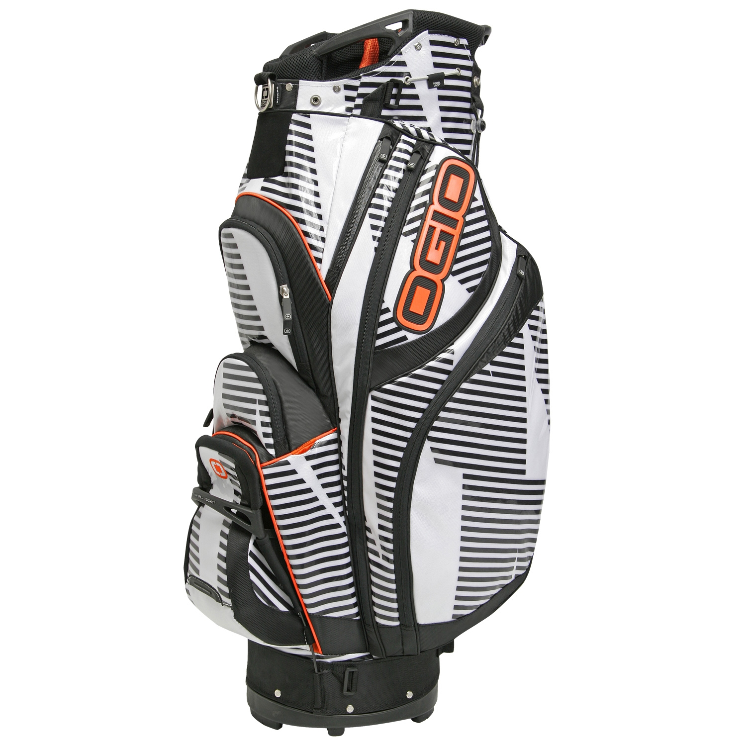 OGIO rocks out with White Stripes