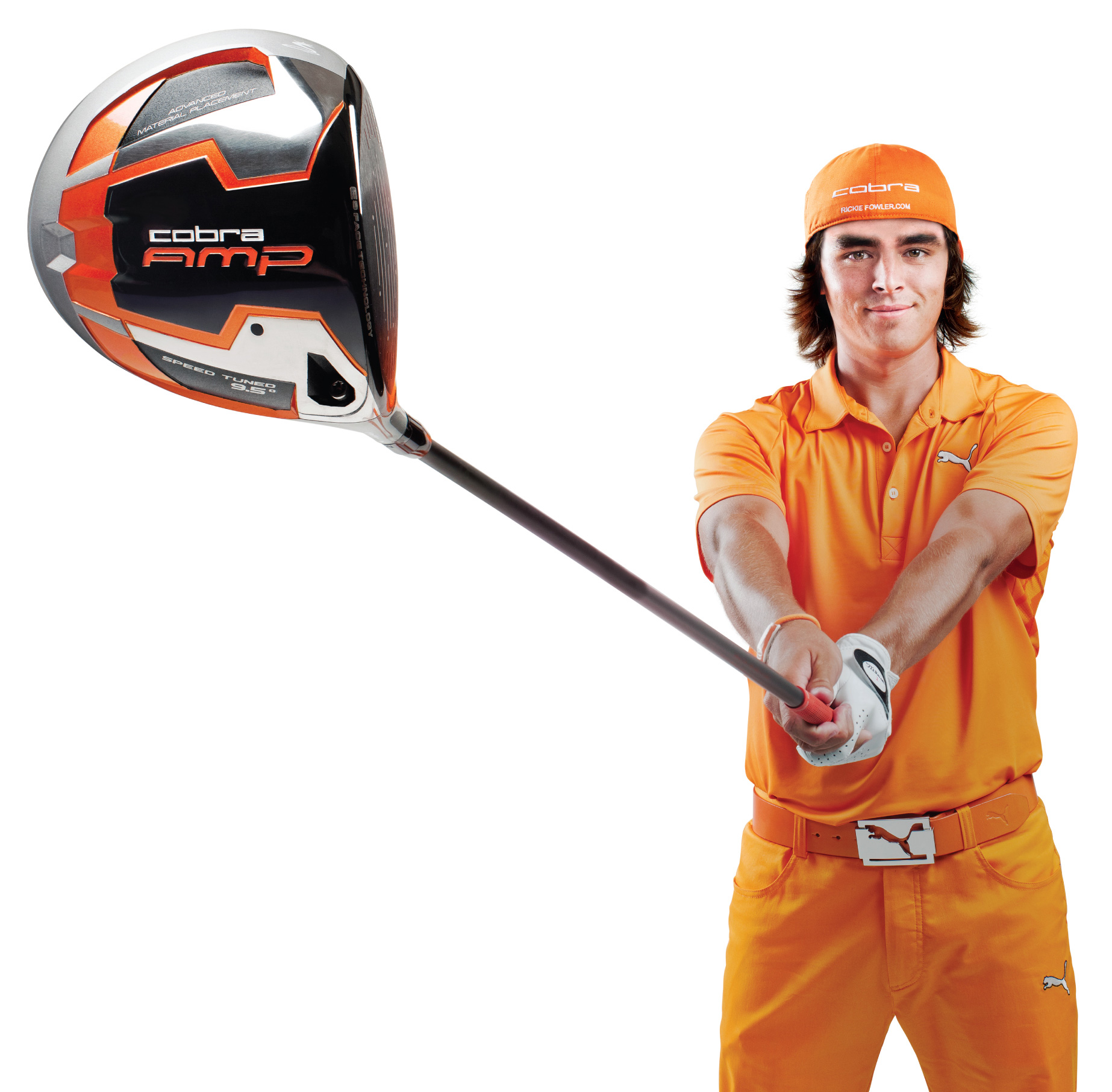 Fowler and his new driver