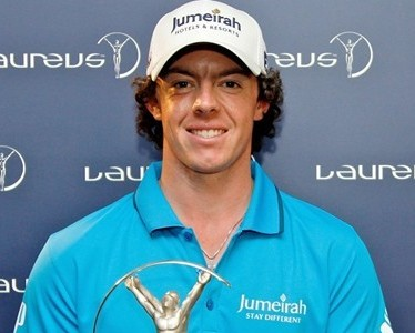 World Breakthrough of the Year: McIlroy