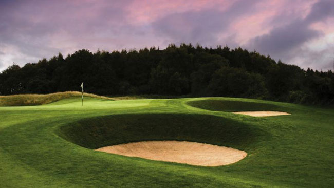 The Montgomerie at Celtic Manor