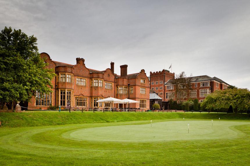 Hanbury Manor to host Open Day