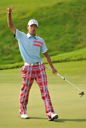 Masters: Tiger