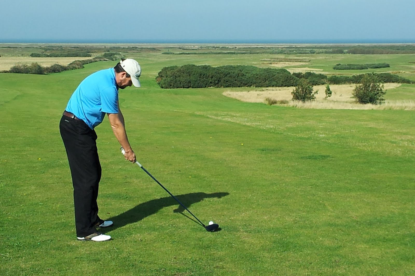 Top ten golf courses on the Isle of Man
