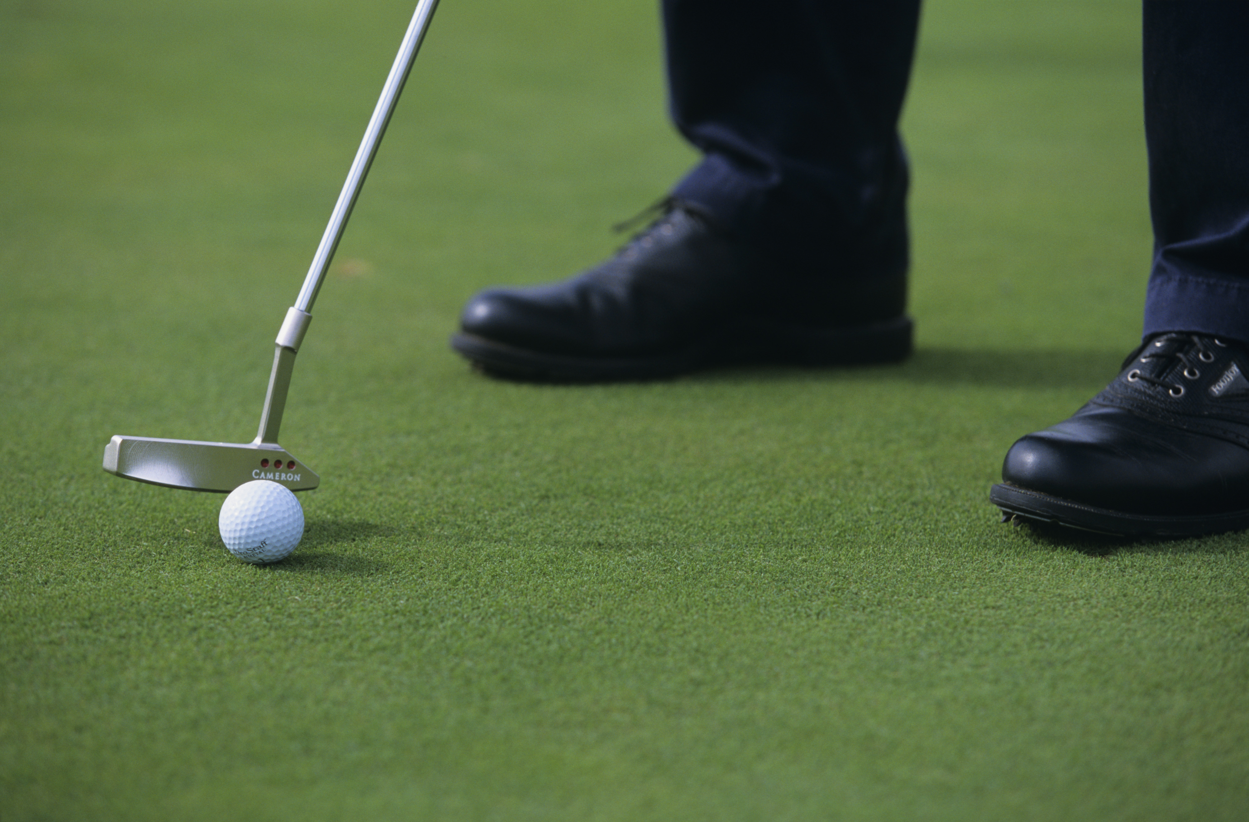 Drill those putts and get some birdies
