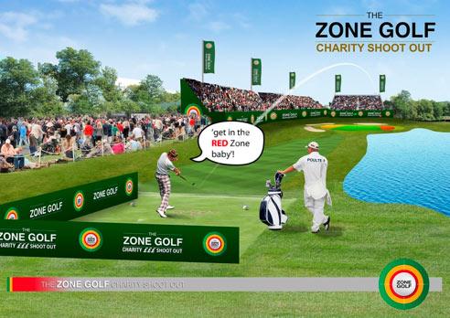 Golf stars to help launch Zone Golf