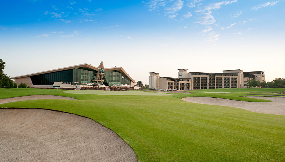 Westin Abu Dhabi Golf Resort and Spa