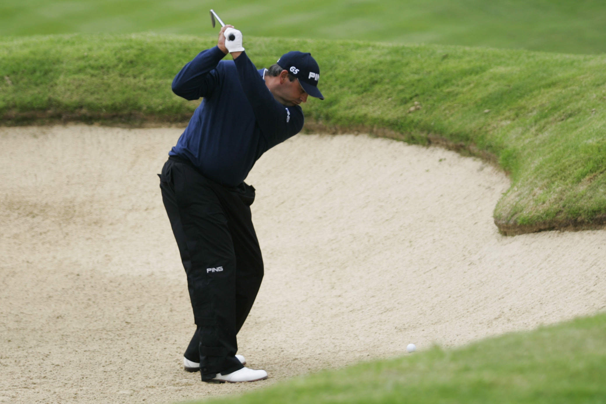 Toughest Golf Shots: fairway bunker top five tips