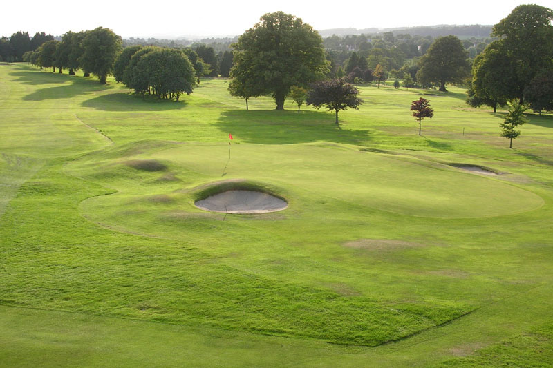 Top ten golf courses near Edinburgh | GolfMagic