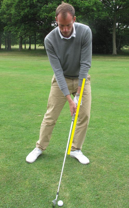 PGA coach Sam Quirke lets us in on his training routines for iron play